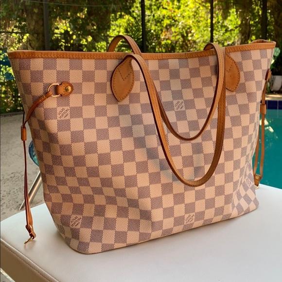 Louis Vuitton Handbags - Sold🚫 Louis Vuitton neverfull MM